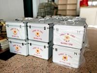助力疫情防控,红十字救在身边